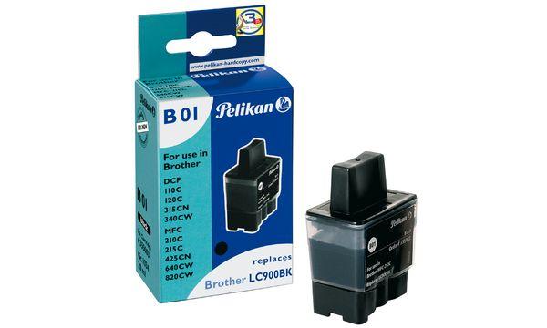 Pelikan Tinte 1071170786 ersetzt brother LC-1280XL, magenta