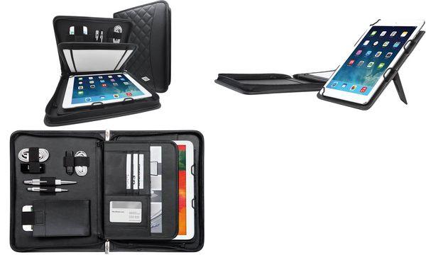 WEDO Universal-Tablet-PC Organizer Amiga, Kunstleder,sch...