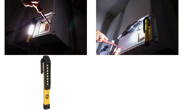 C.K LED-Inspektionsleuchte T9410, Helligkeit: 120 Lumen