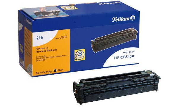 Pelikan Toner 1218 ersetzt hp CC531A, cyan