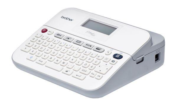 brother Tisch-Beschriftungsgerät P-touch D400VP