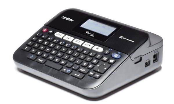 brother Tisch-Beschriftungsgerät P-touch D450VP