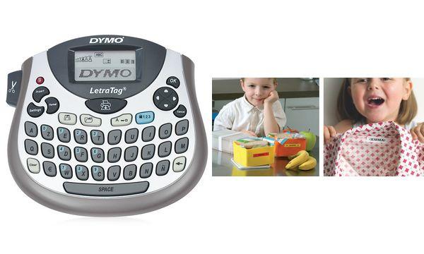DYMO Hand-Beschriftungsgerät LetraTag LT-100T