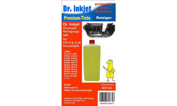 Dr.Inkjet Druckkopf-Reinigungsset PGI-5 & CLI-8 für Canon