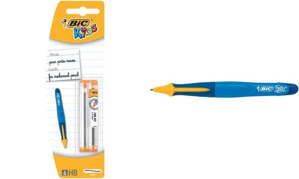 BIC KIDS Druckbleistift Learner Mechanical Pencil, blau