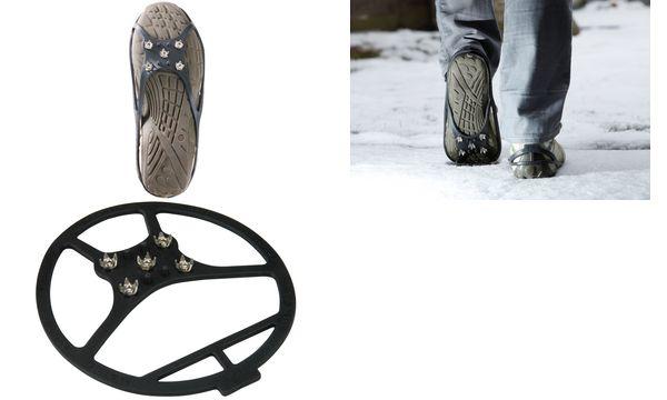 uniTEC Schuh Spikes, für Schuhgröße: 38 - 45