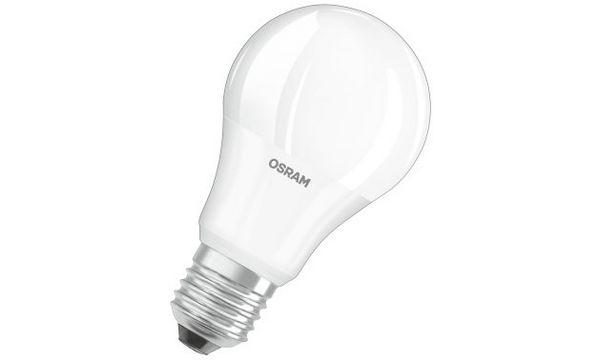 OSRAM LED-Lampe PARATHOM CLASSIC A 40, 5,5 Watt, E27, matt
