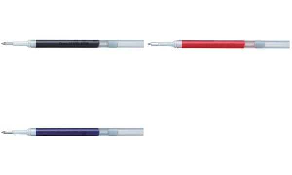 Pentel Liquid Gel-Tintenroller-Mine LRP7-AX, schwarz