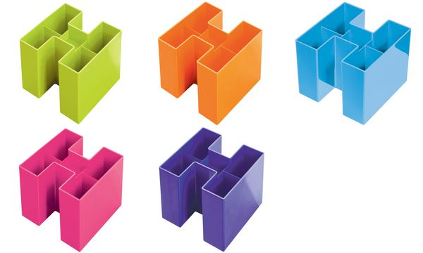 HAN Multiköcher BRAVO Trend Colour, 5 Fächer, hellblau