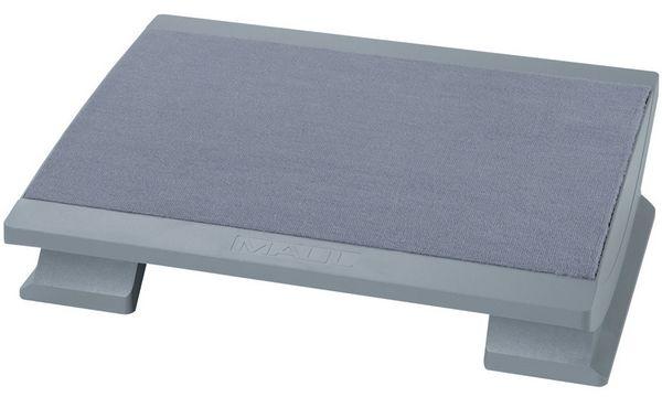 MAUL Fußstütze Komfortabel, mit Teppichbelag