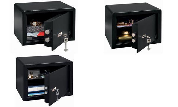 BURG-WÄCHTER Möbeleinsatz-Tresor PointSafe P 3 S, schwarz