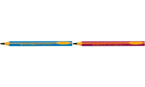 BIC KIDS Schreiblern-Bleistift Evolution, Härtegrad: HB,...