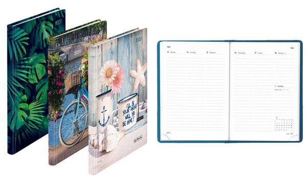 herlitz Buchkalender Minitimer Artline 2019, A6