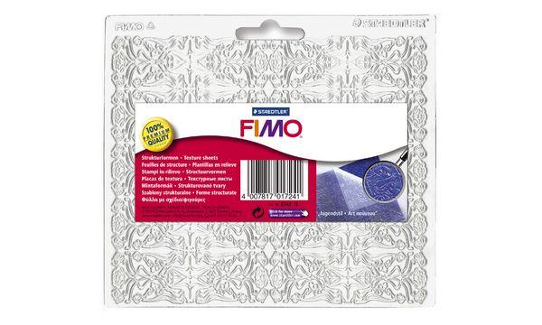 FIMO Strukturform Wiese, 150 x 168 mm