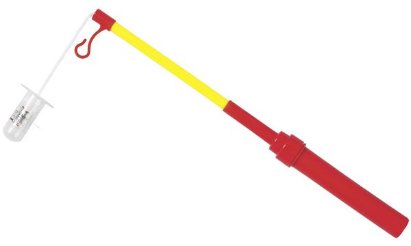 HEYDA Laternenstab, elektrisch, Länge: 600 mm