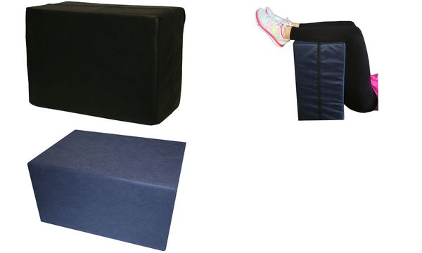 IWH Schaumstoff-Würfel, Maße: 550 x 400 x 300 mm, blau