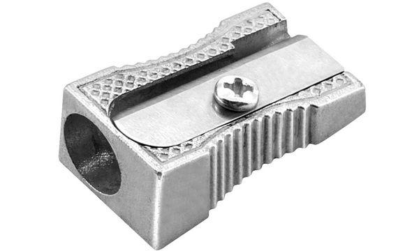 JPC Metallspitzer, einfach, aus Aluminium, Kleilform,