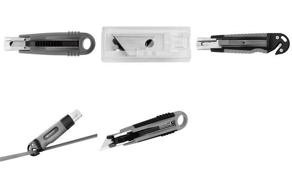 WESTCOTT Cutter Professional, zurückfahrend, Klinge: 18 mm