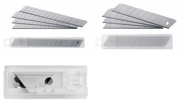 WESTCOTT Ersatzklingen für Cutter, Klinge: 9 mm