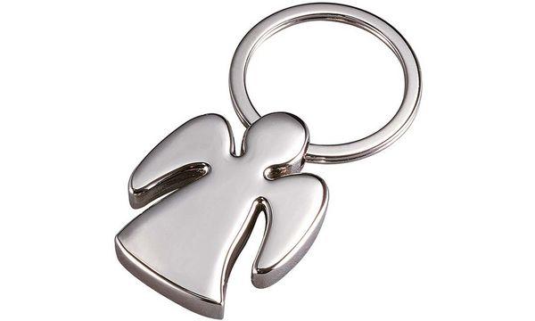 WEDO Schlüsselanhänger CELIA, Schutzengel aus Metall