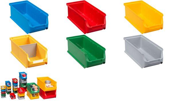 allit Sichtlagerkasten ProfiPlus Box 2L, aus PP, transpa...