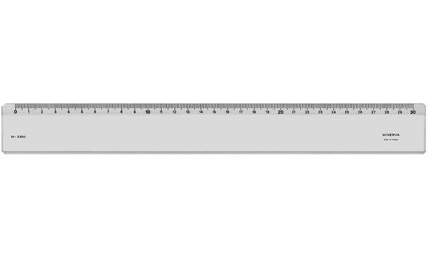MINERVA Lineal, Länge: 200 mm