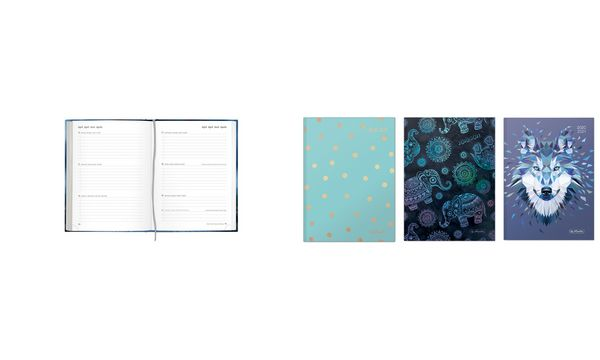 herlitz Schülerkalender Basic 1, 2019/2020, DIN A5