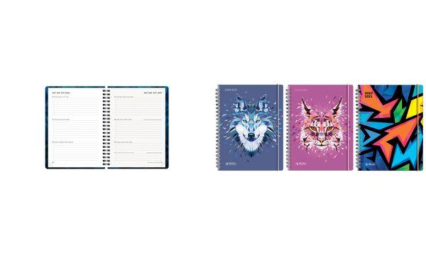 herlitz Schülerkalender Must Have 1, 2019/2020, DIN A5