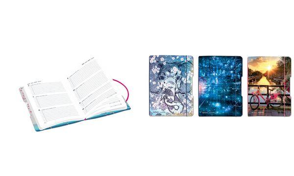 herlitz Schülerkalender Flex, 2019/2020, DIN A5