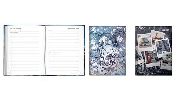herlitz Schülerkalender Legend 1, 2019/2020, DIN A5