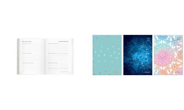herlitz Schülerkalender Up To Date, 2019/2020, DIN A6+