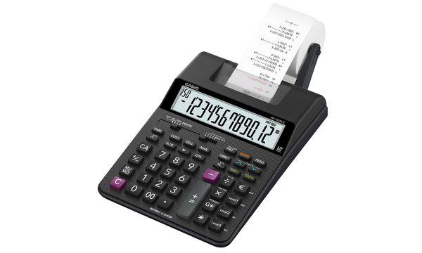 Netzteil für CASIO Tischrechner HR-150 TER/HR-8 TER/