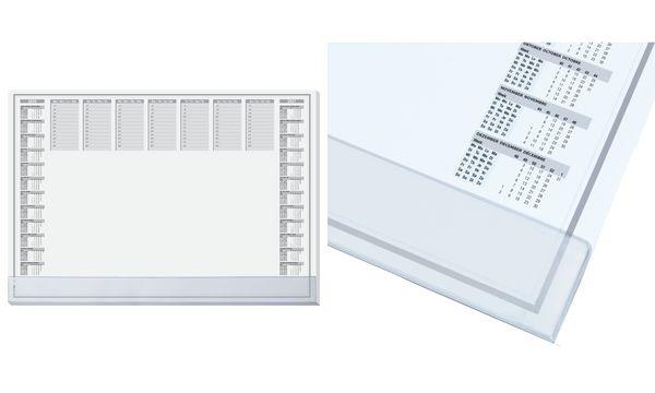 sigel Papier-Schreibunterlage Protect, (B)595 x (H)410 mm