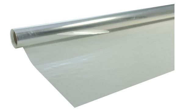 Clairefontaine Geschenkfolie transparent, 40 my, 3 m