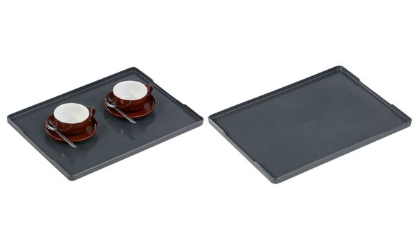 DURABLE Serviertablett COFFEE POINT TRAY, aus Kunststoff