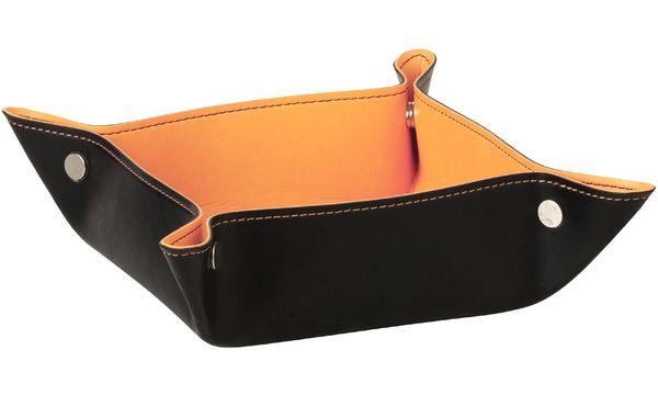 RHODIA Hosentaschen-Depot, aus Kunstleder, orange