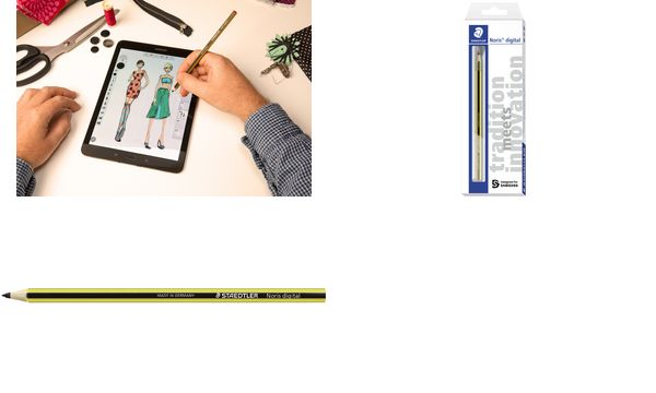 STAEDTLER Ersatzspitzen-Set für Eingabestift Noris digital