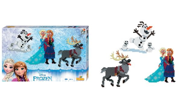 Hama Bügelperlen midi Frozen, Super-Geschenkset