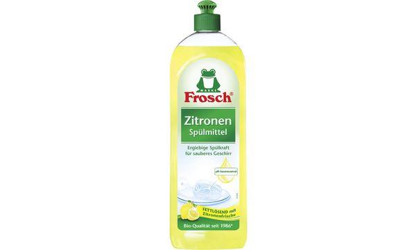 Frosch Zitronen Handspülmittel, 750 ml Flasche