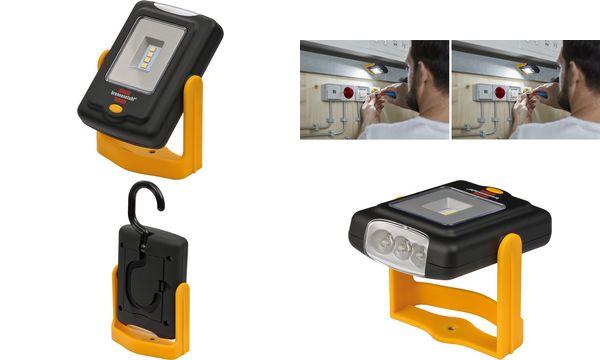 brennenstuhl SMD LED Universalleuchte HL DB 43 MH