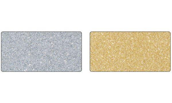 folia Glitterkarton, 500 x 700 mm, 300 g/qm, silber