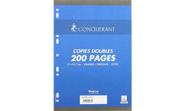 CONQUERANT Sept Kanzleipapier, 170 x 220 mm, SEYES