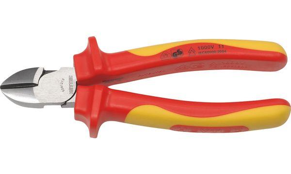 HEYTEC VDE Seitenschneider, schwedische Form, Länge: 160 mm