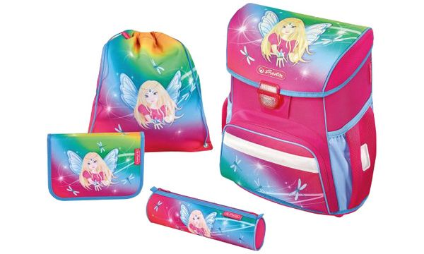 herlitz Schulranzen Loop Plus Rainbow Fairy
