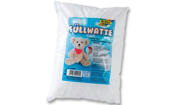 folia Bastelwatte / Füllwatte, weiß, Inhalt: 50 g