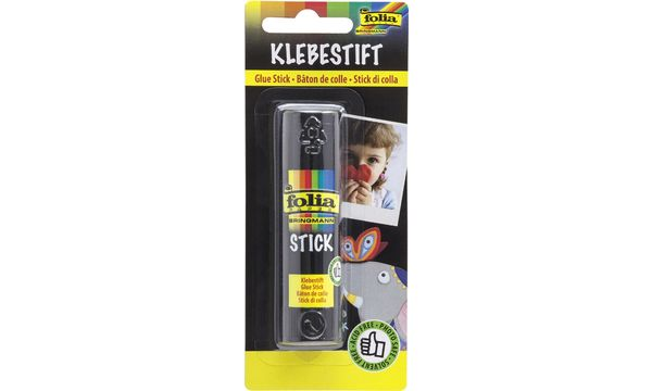folia Bastelkleber/Klebestift Stick, 20 g