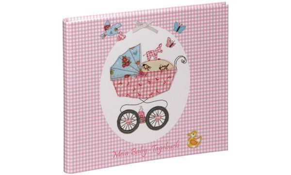 PAGNA Babytagebuch Wägele, 48 Seiten, (B)240 x (H)230 mm