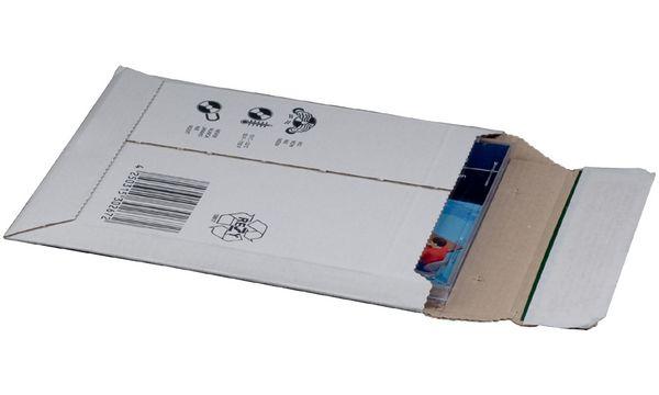 #25xsmartboxpro CD/Jewelcase-Versandtasche, Wellpappe, S...