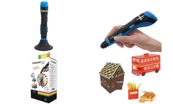 Polaroid 3D-Stift Play 3D Pen, inkl. Halter