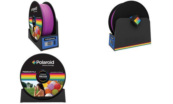 Polaroid Filamentständer PRECISE mit Waage